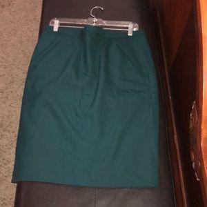 Loft rayon skirt